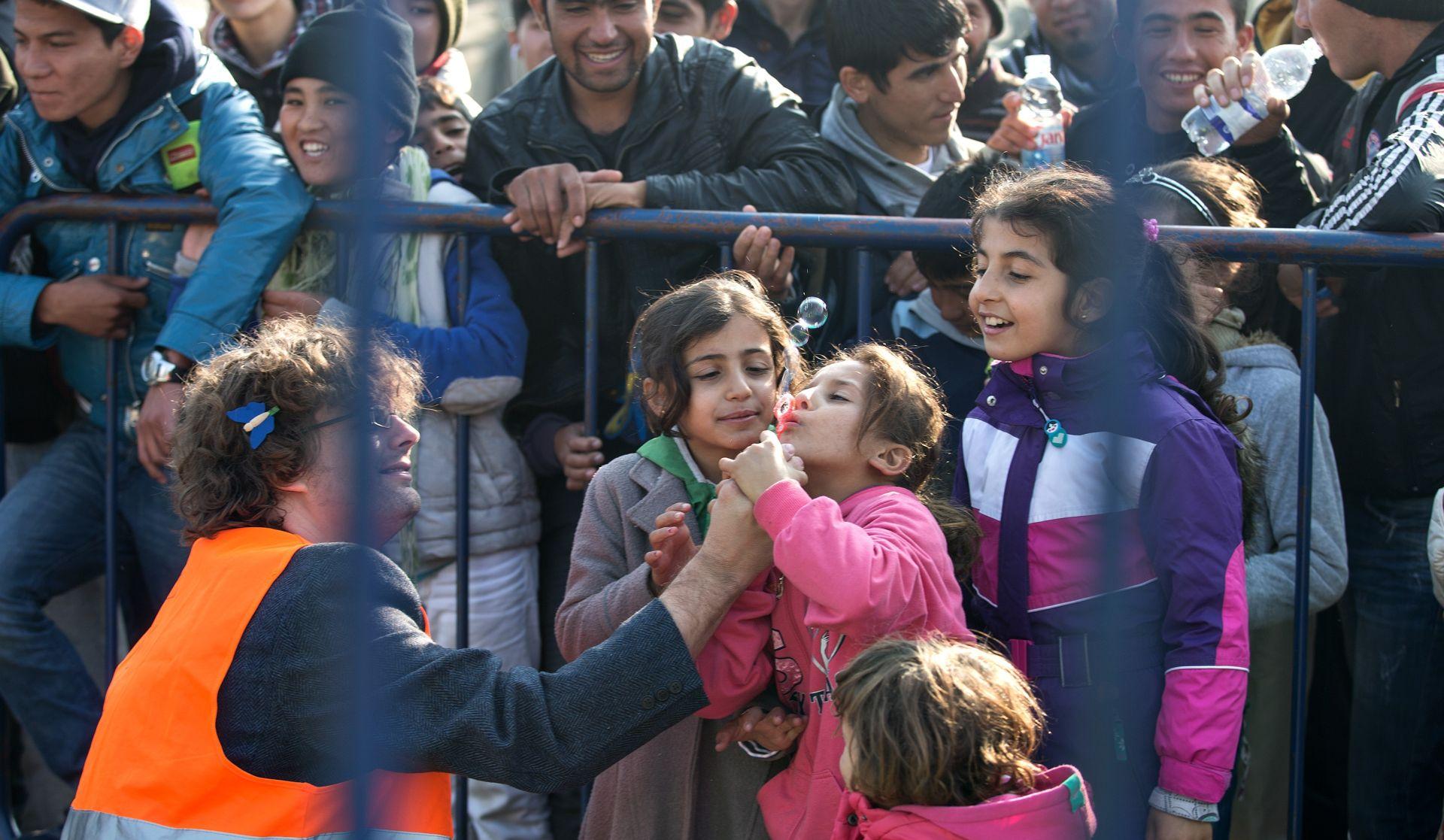 EK: Hrvatska najavila povećati kapacitete za privremeni smještaj izbjeglica na pet tisuća