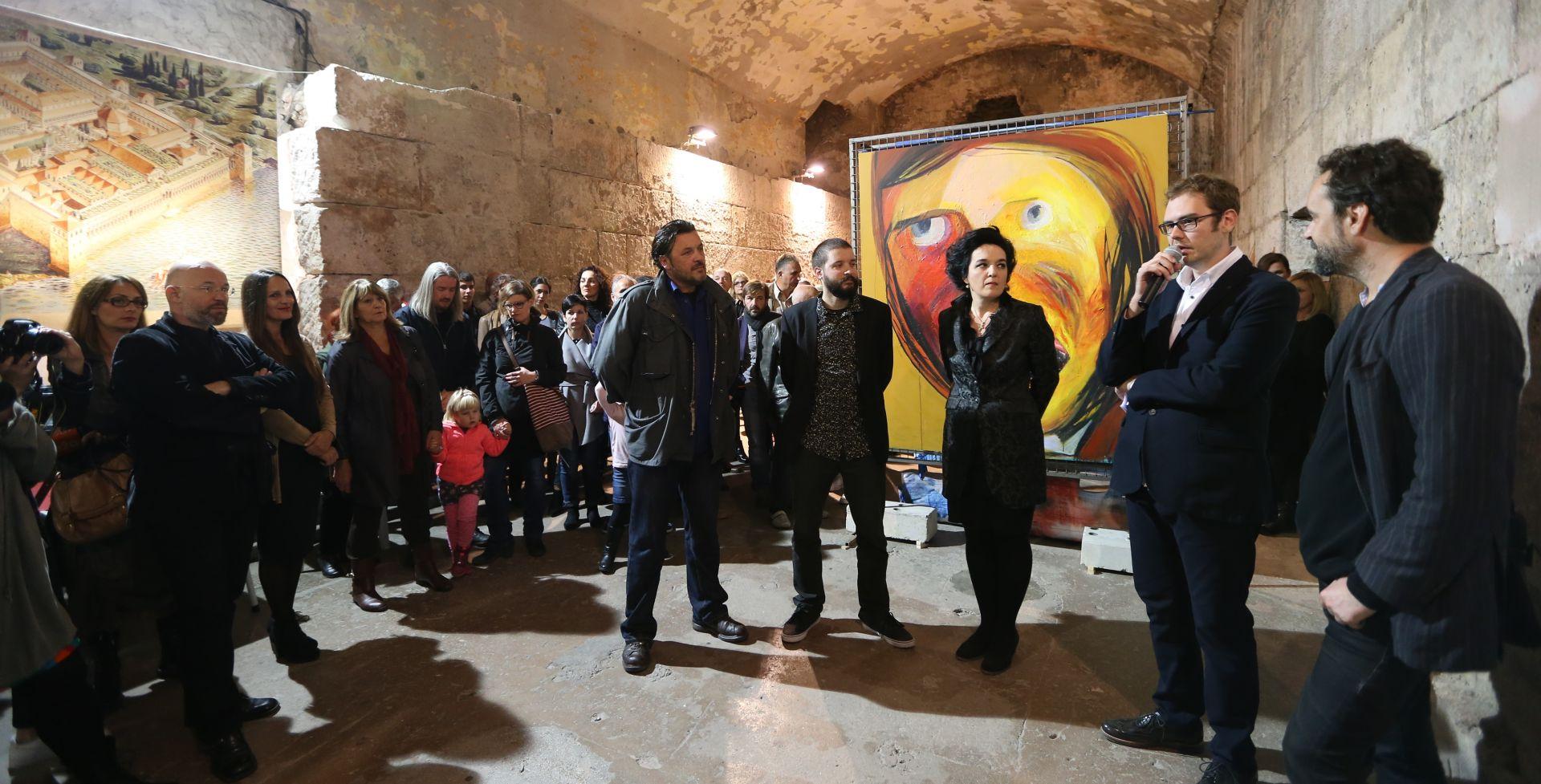 U Dioklecijanovim podrumima otvoren 39. Splitski salon