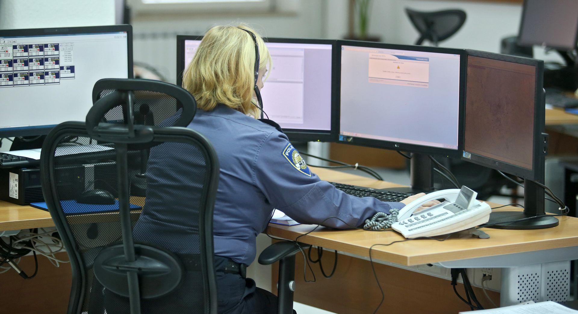 Osijek: Dojava o sumnjivom predmetu, policija utvrdila da nema opasnosti