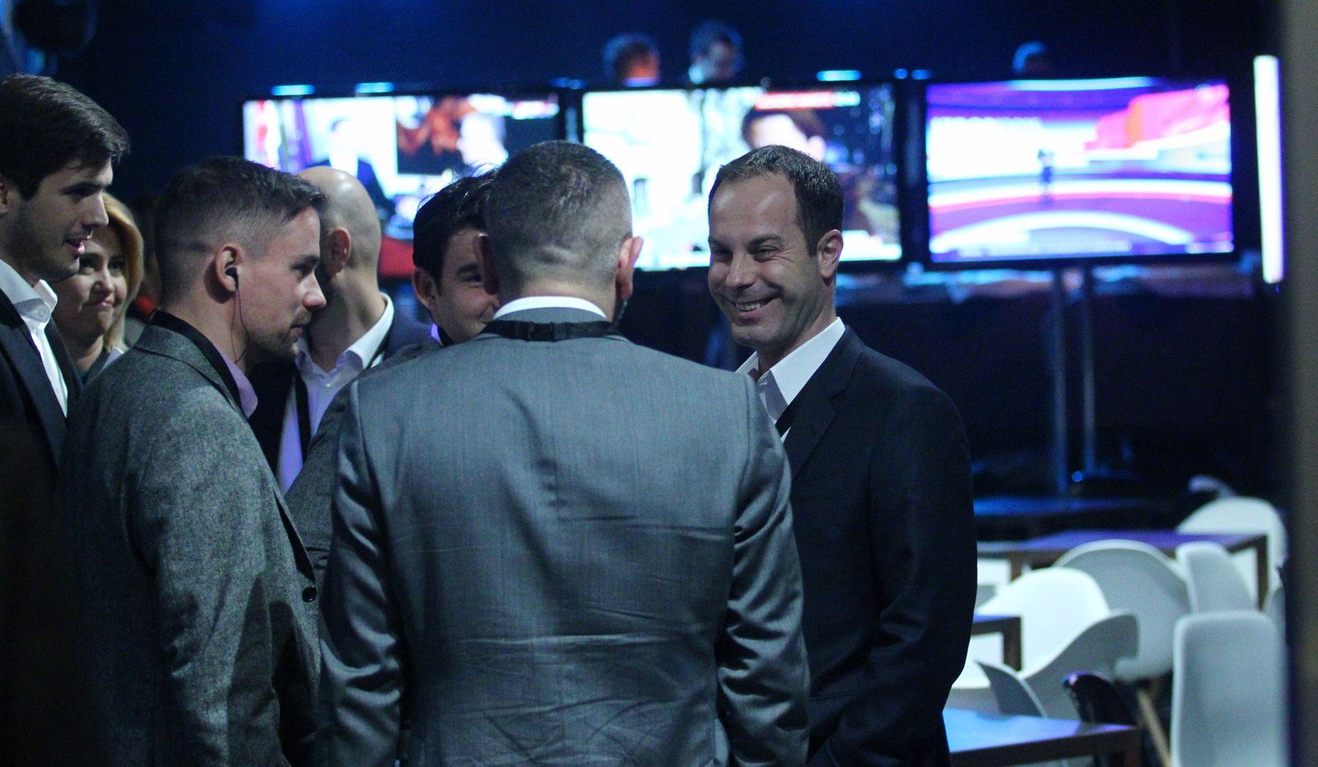 Alex Braun, PR koji je osmislio kampanju. Photo: Zeljko Lukunic/PIXSELL