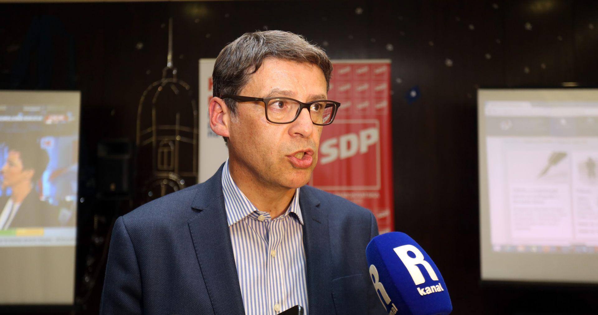 Jovanović u Puli: Milanović zaslužuje biti mandatar nove Vlade