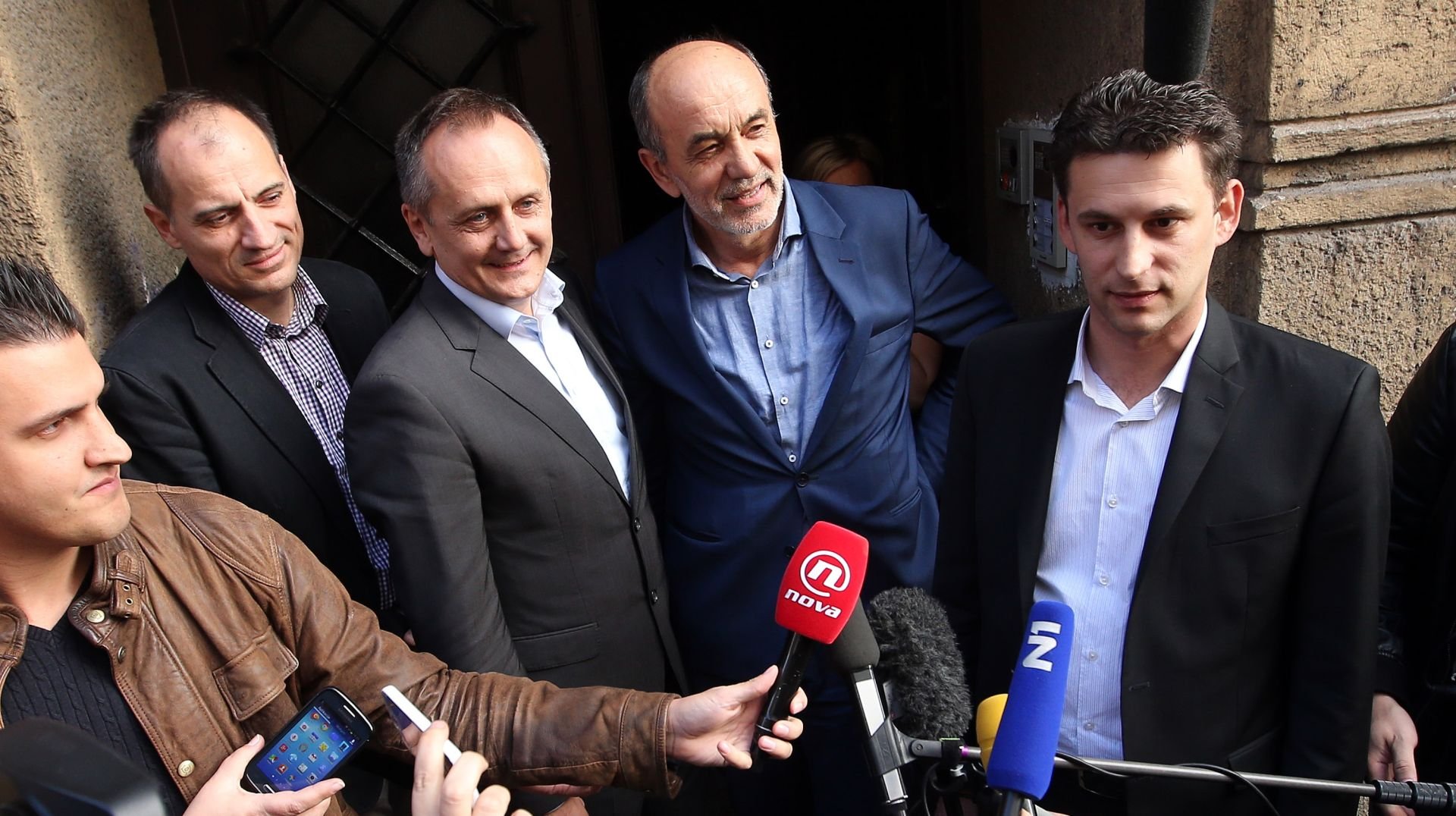 MOST ODRŽAO SASTANAK Govorilo se o reformama, ne o koalicijama, nije nam namjera prouzročiti ustavnu krizu