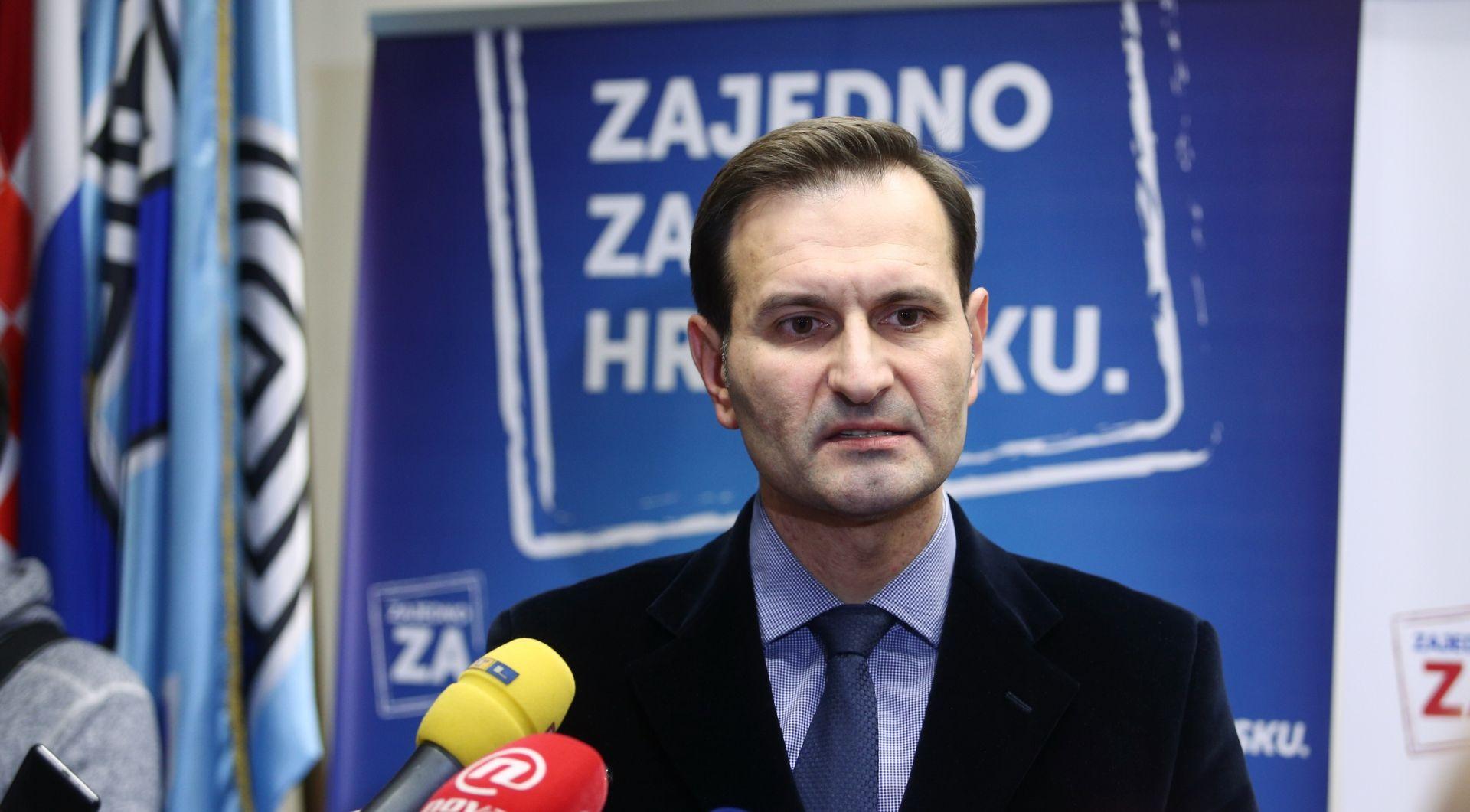 MIRO KOVAČ: HDZ je pobjednik ovih izbora, uspostavljen kontakt s MOST-om