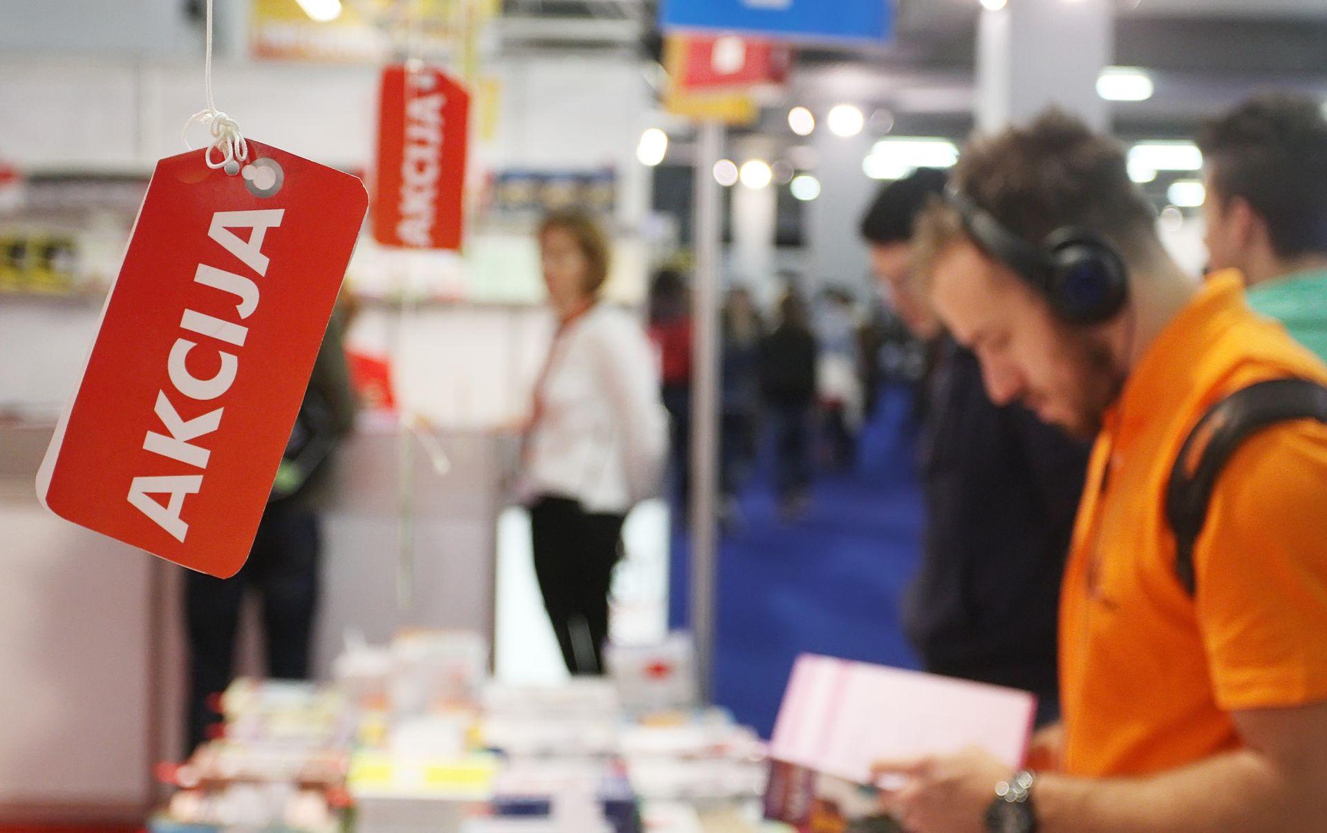 INTERLIBER: Otvoren 38. sajam knjiga i učila u Zagrebu