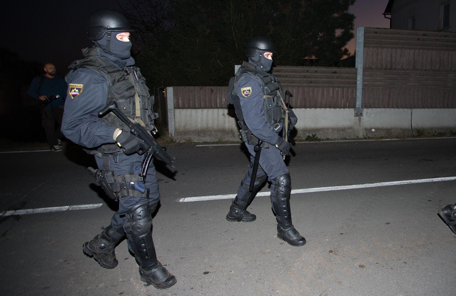 Ravnateljstvo policije: Slovenija kod Harmice postavila ogradu na hrvatskom teritoriju