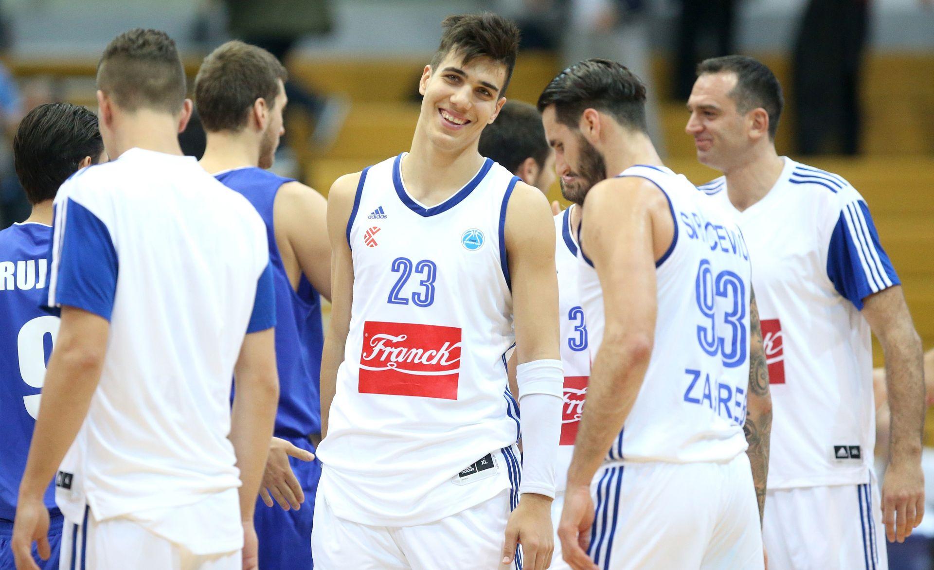 FIBA EUROKUP Cibona slavila kod kuće protiv mađarskog Sporonsa