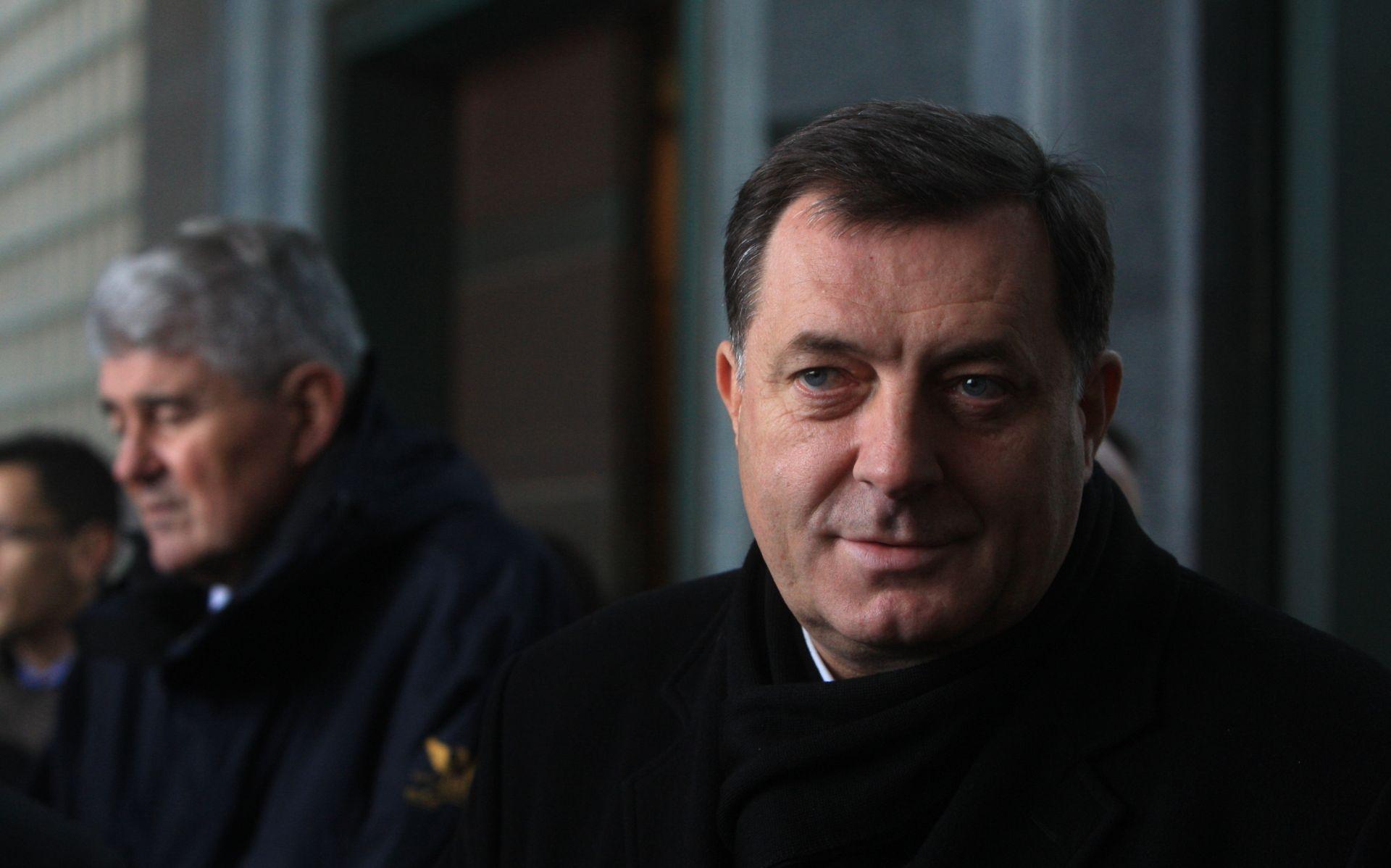 Milorad Dodik sam sebe kazneno prijavio zbog kriminala