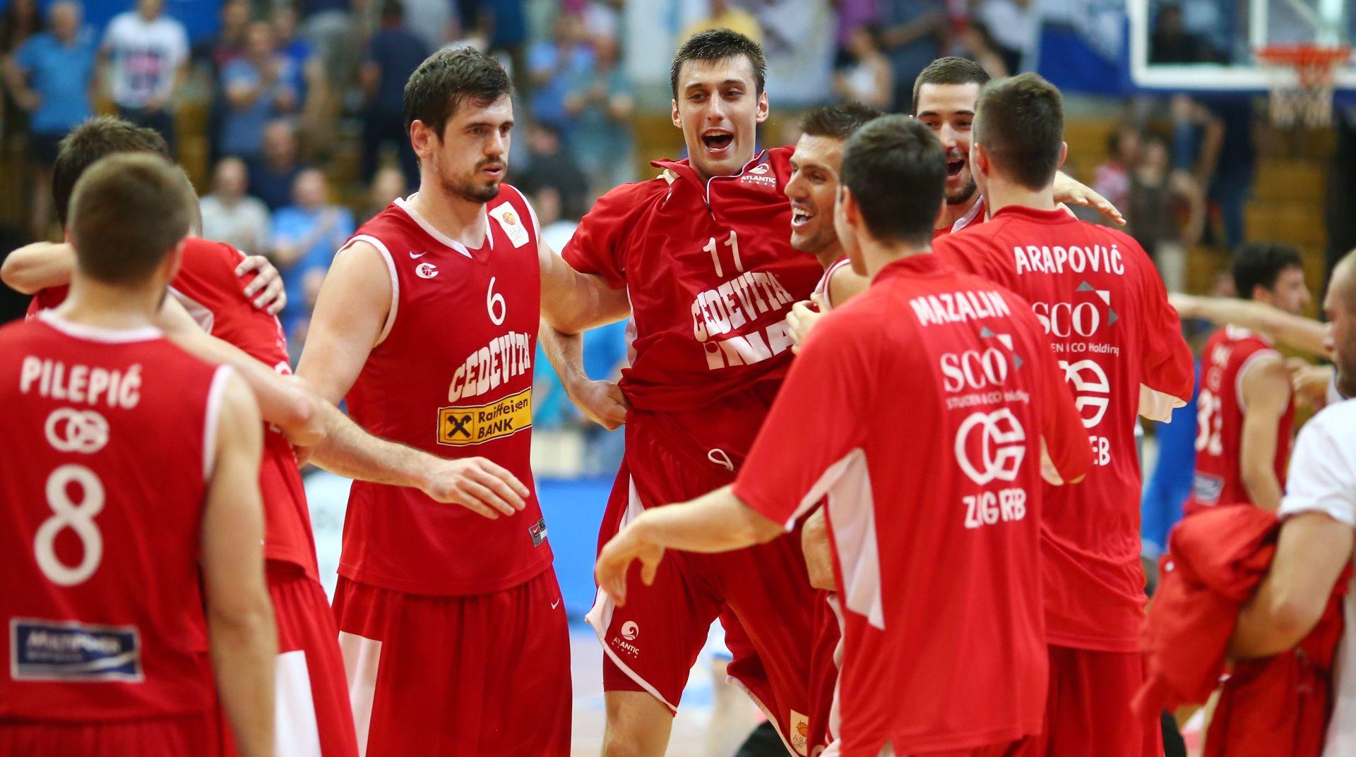 ABA LIGA Pobjede Cedevite u Valjevu i Zadra u Skoplju