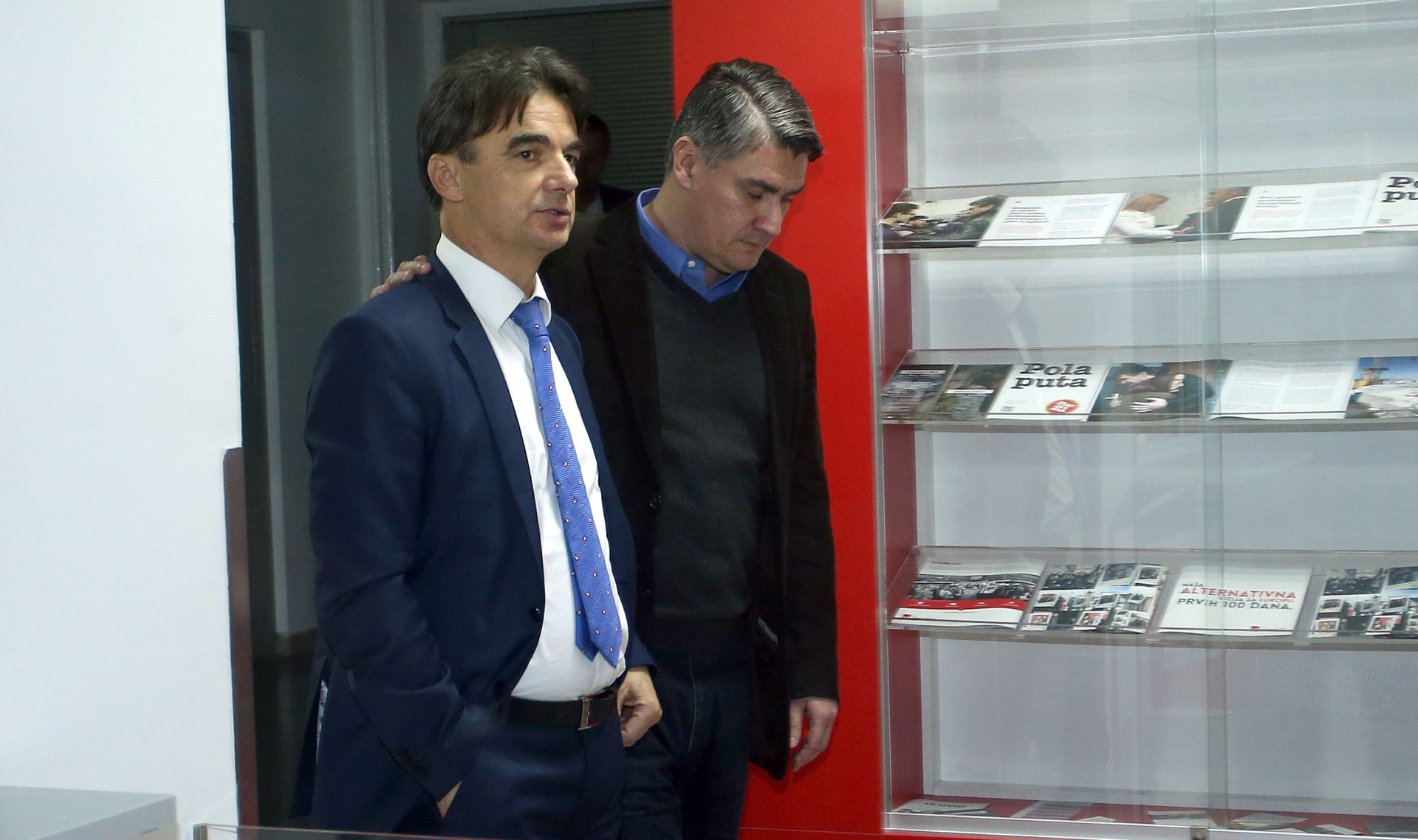 Zastupnici SDP-a predložili Milanovića za mandatara