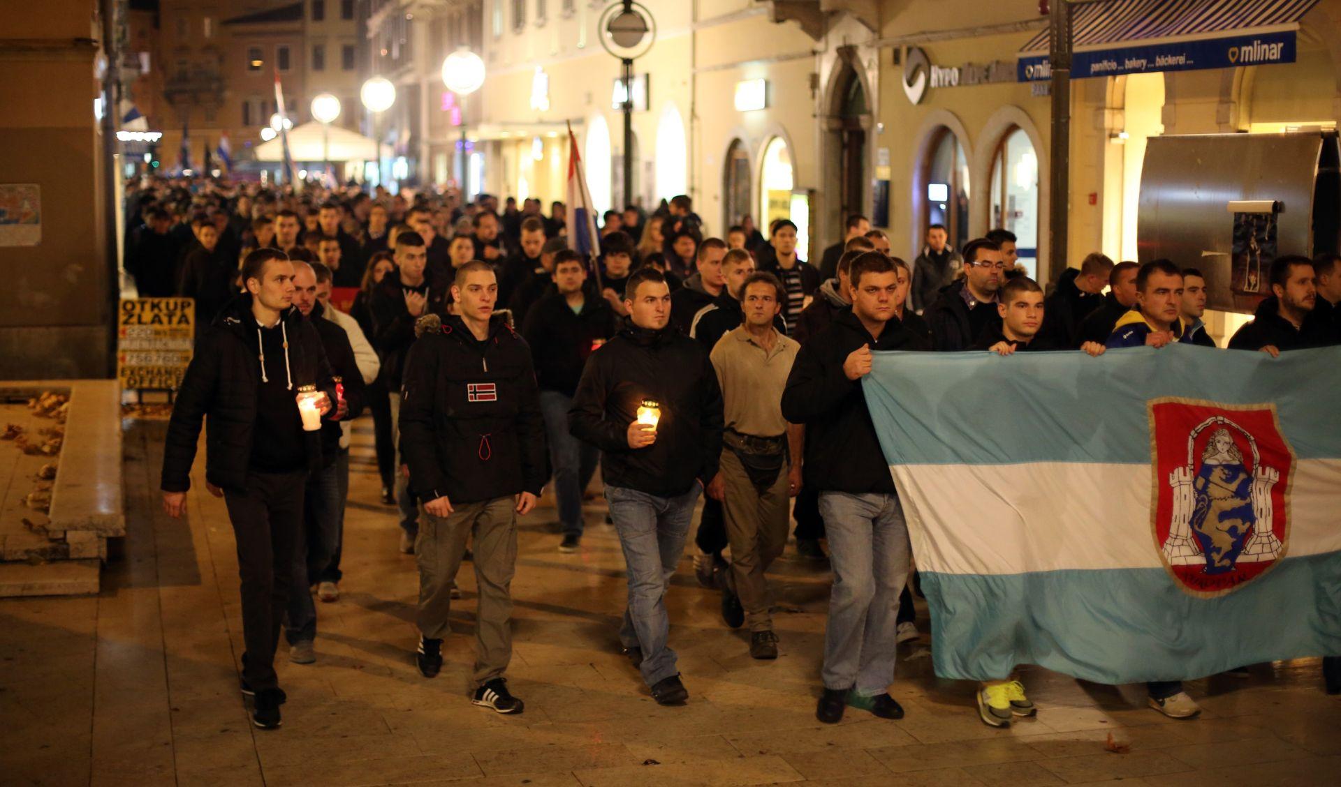 """TRADIOCIONALNA MANIFESTACIJA """"Vukovar u Rijeci"""" uz druženje i mimohod"""