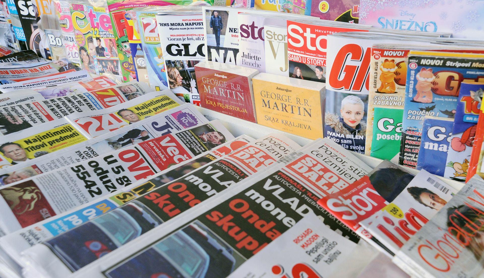 Sud vratio na posao radnicu Vjesnika koja je 2010. dobila otkaz zbog navodne krađe novina