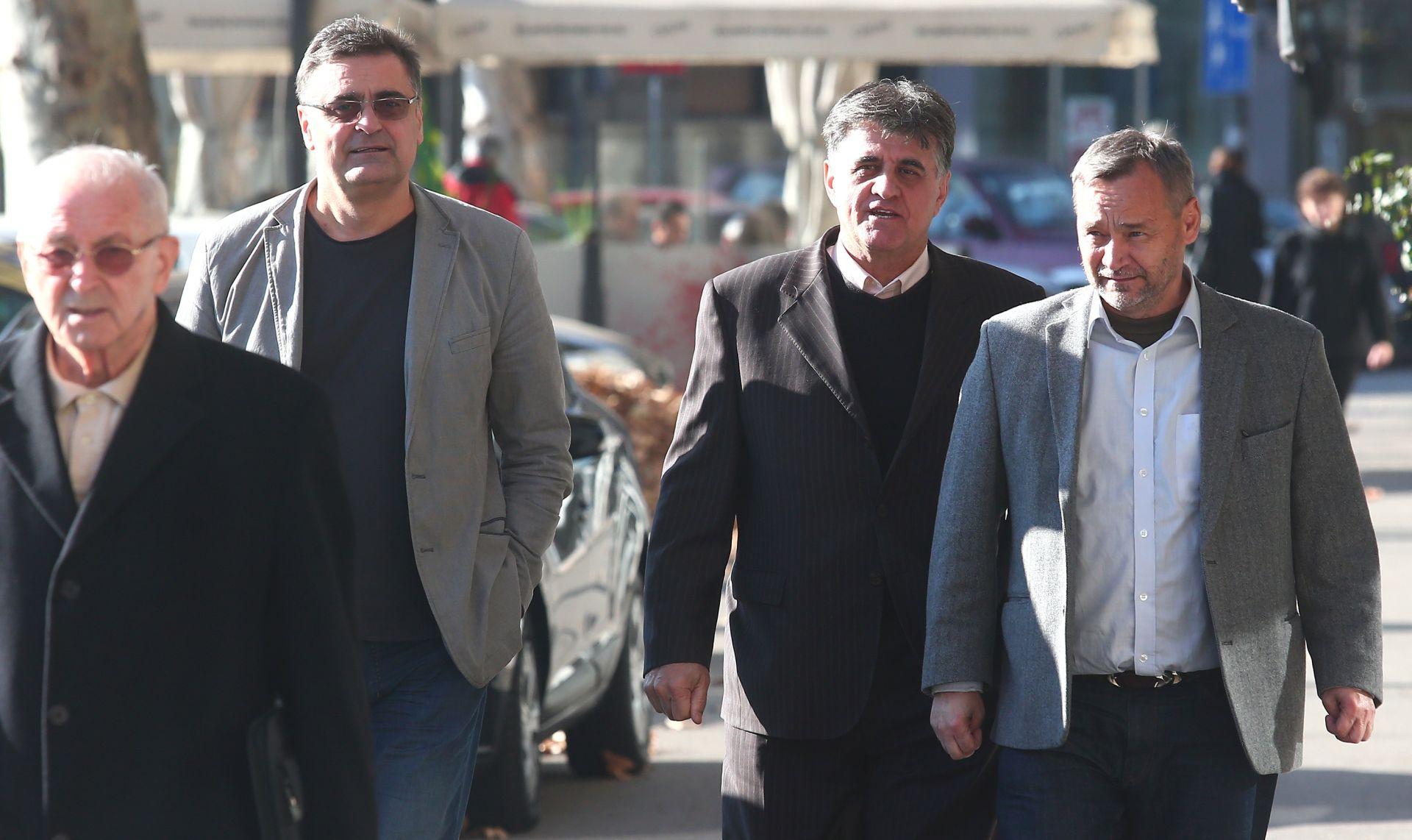 Most i Domoljubna koalicija: Broj županija ostaje otvoren za dalju raspravu