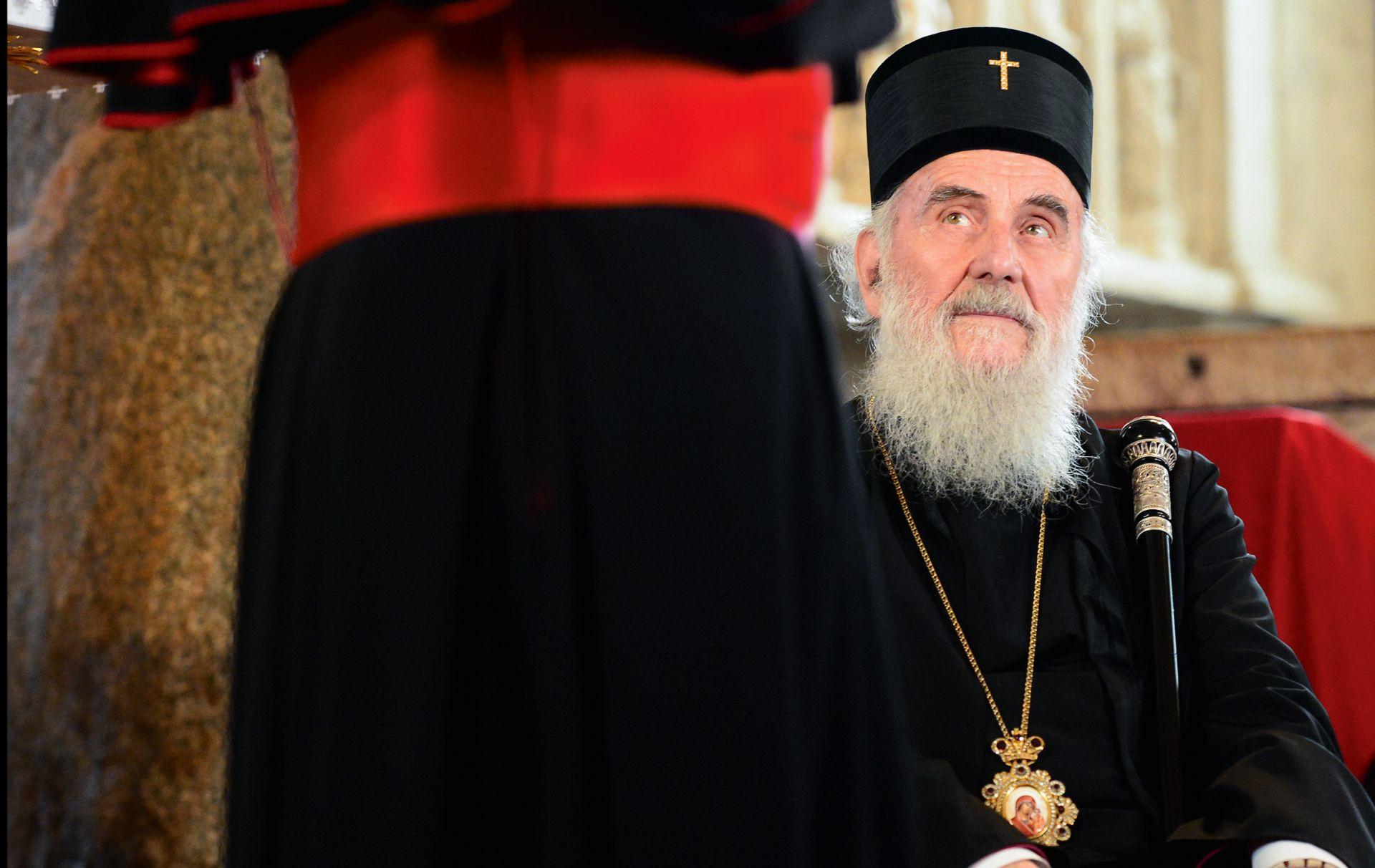 Patrijarh Irinej u posljednjoj bitki za Kosovo