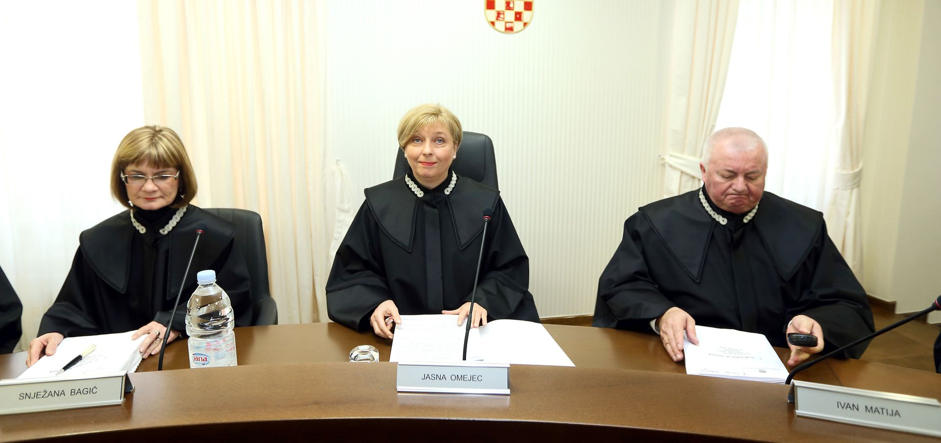 Predsjednica Ustavnog suda izbjegla komentirati navodni plagijat sutkinje Bagić