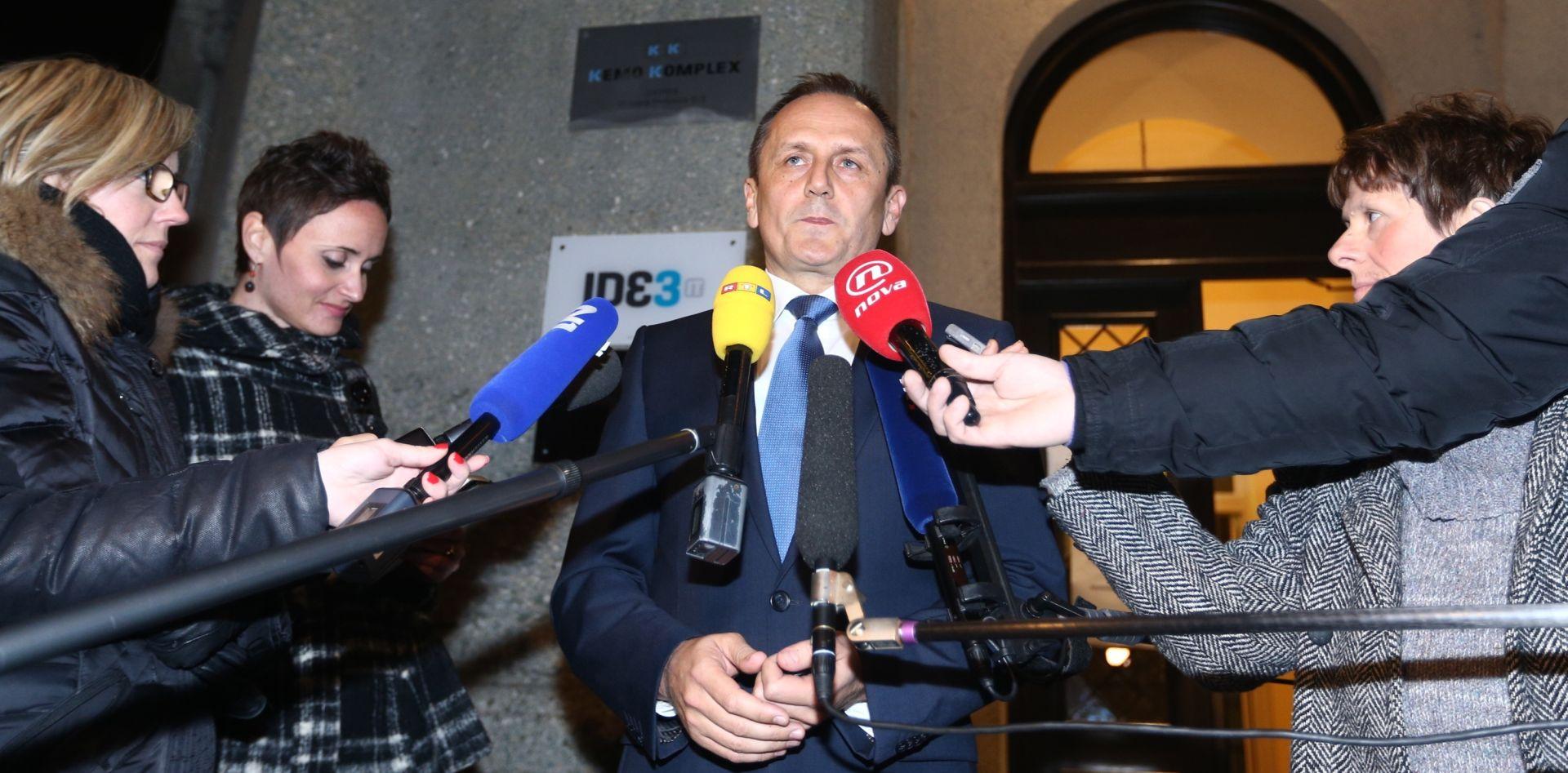 """UDRUGA POSTALA POLITIČKA STRANKA Drago Prgomet: """"HRID ostaje na platformi MOST-a"""""""