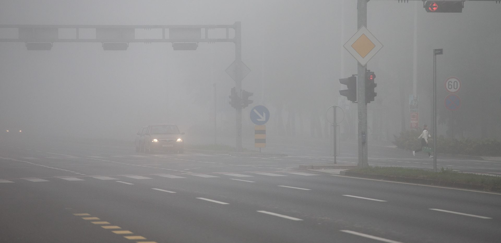 HAK Magla smanjuje vidljivost, na zagrebačkoj obilaznici usporeno zbog opasnosti od naleta divljači
