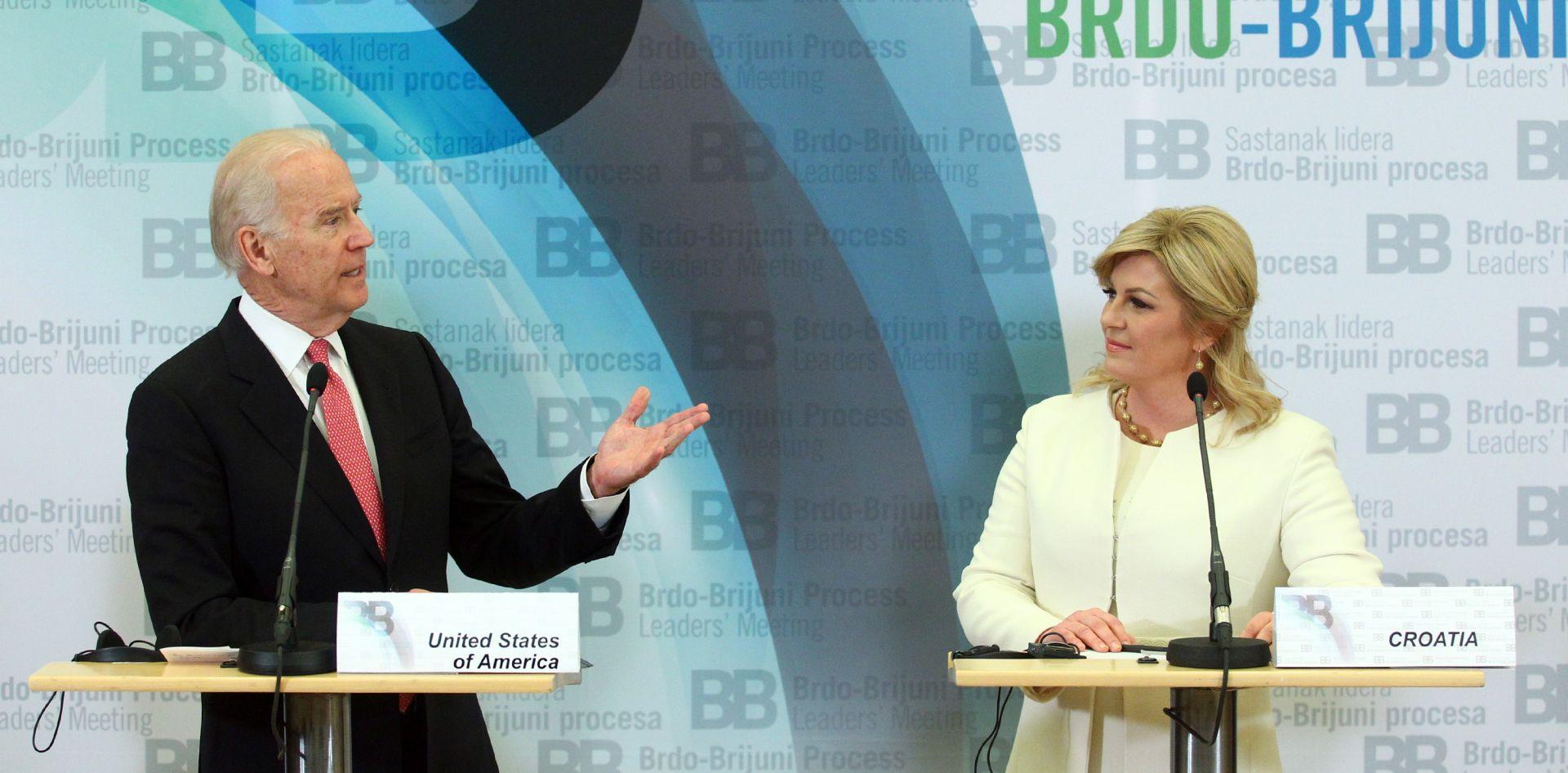 """SUMMIT JIE: BIDEN """"Cjelovita i mirna Europa nemoguća bez svojega jugoistoka"""""""