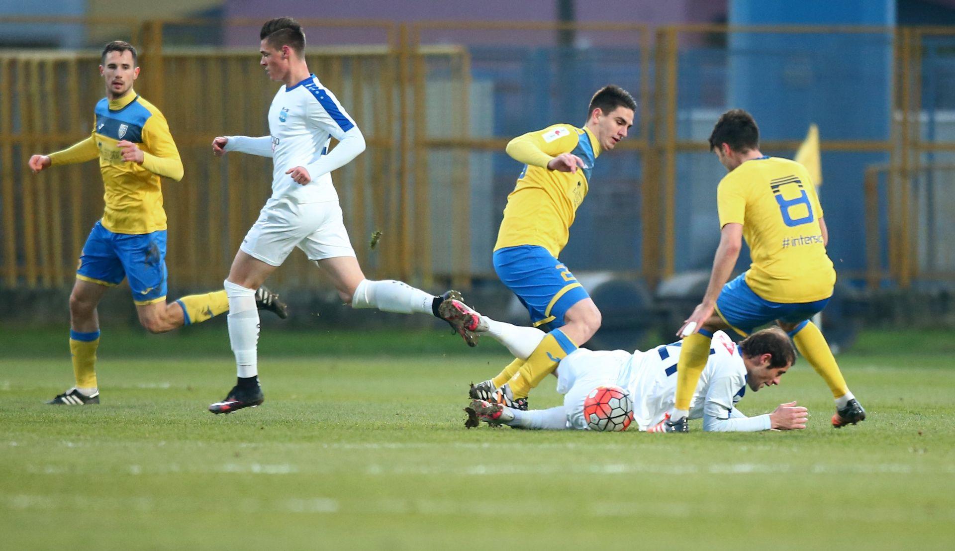 HNL Inter i Osijek u Zaprešiću odigrali bez golova