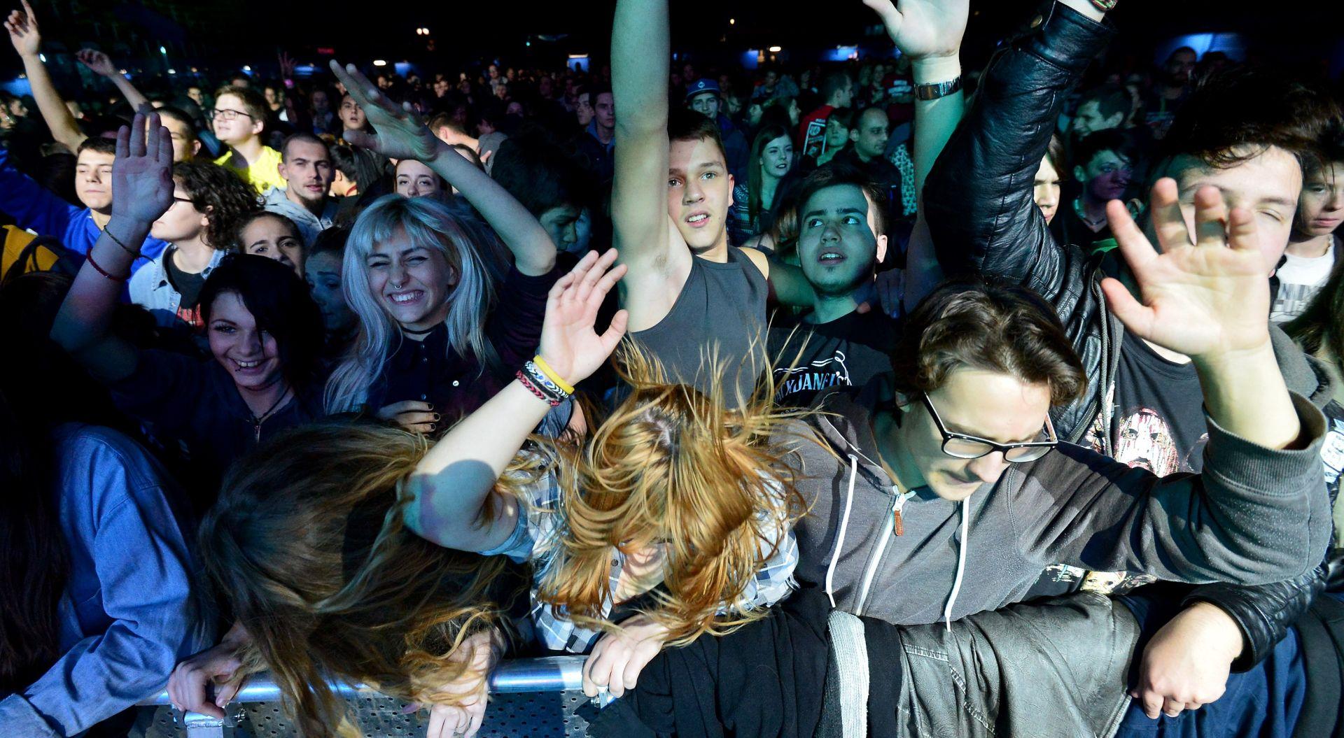 Zagreb: 11. Pozitivan koncert 27. i 28. studenoga u Domu sportova