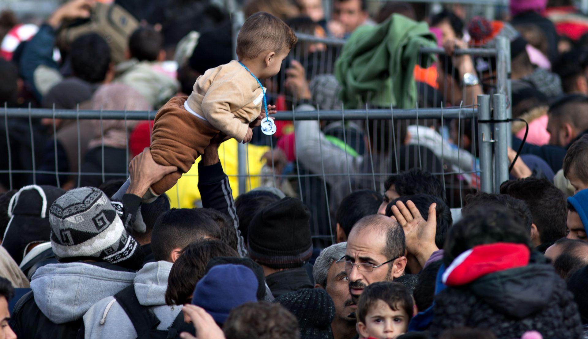 IZBJEGLICE Šid se priprema za novi način prihvata i prebacivanja izbjeglica