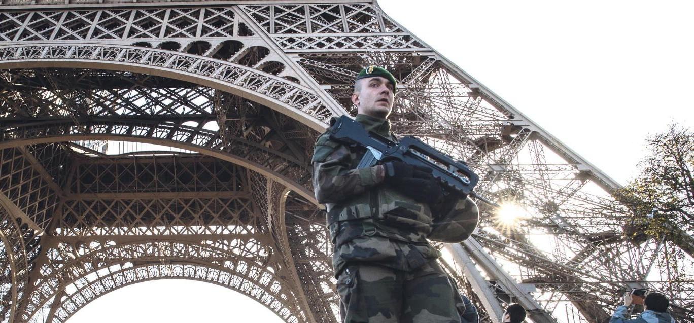 SIGURNOSNE MJERE: Nakon napada Pariz predviđa kršenje Europske konvencije o ljudskim pravima