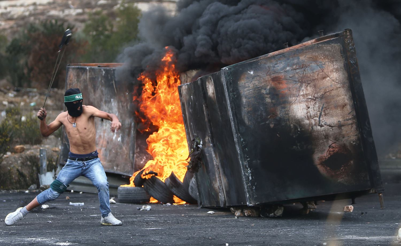 Xinhua/Fadi Arouri/Getty Images