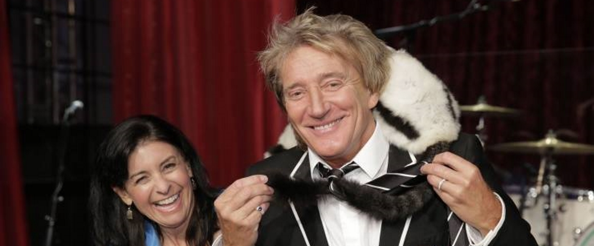 VIDEO: Rod Stewart uživo izvodi novi single 'Way Back Home'