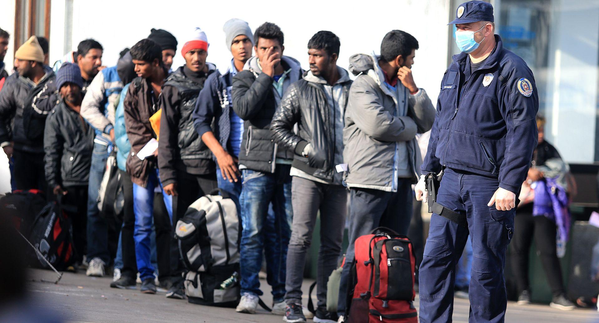 IZBJEGLICE Slavonski Brod: U 24 sata više od 6.300 migranata