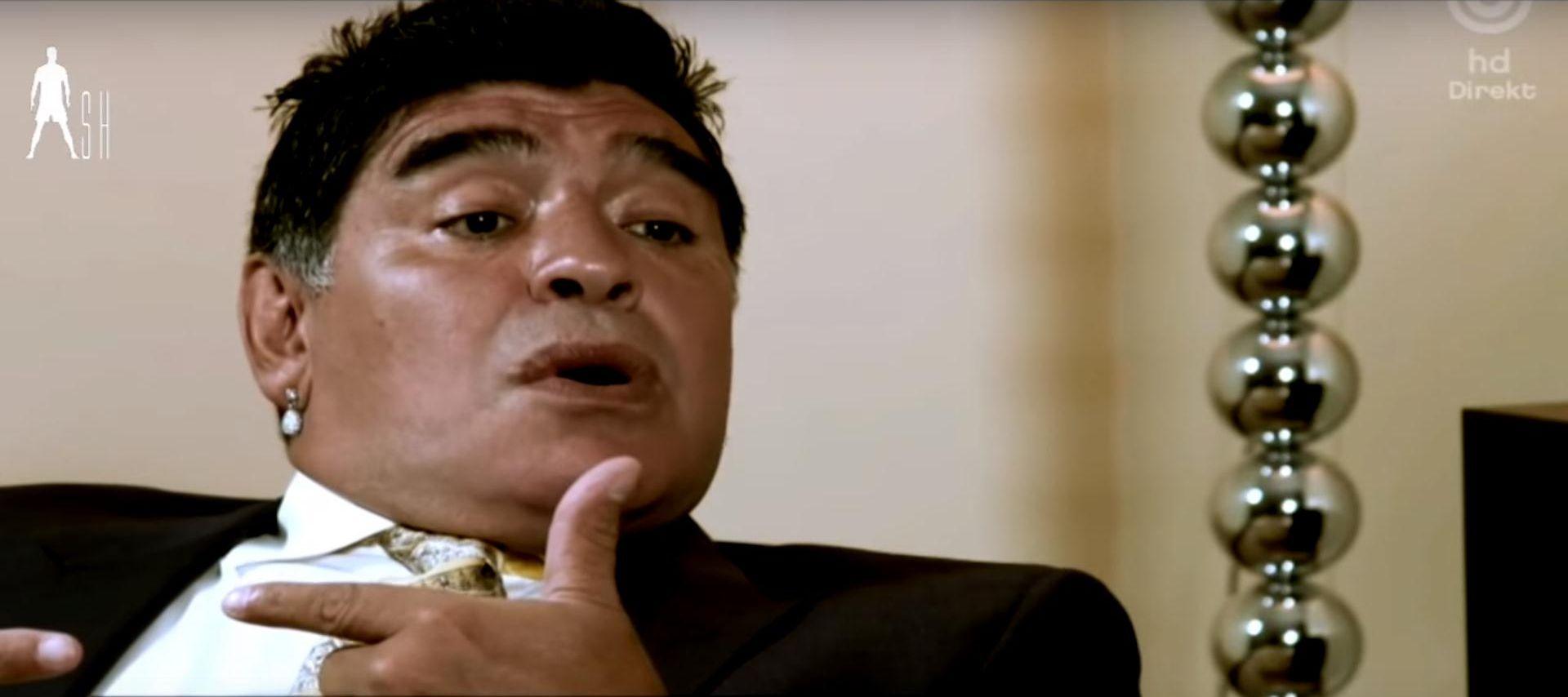 PUT DO IDEALNE TEŽINE Diego Maradona ugradio drugu želučanu premosnicu