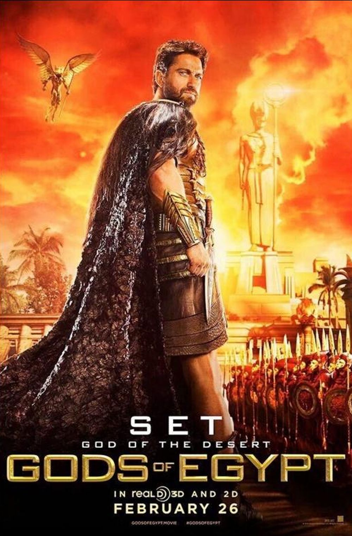 FOTO: GODS OF EGYPT Publika kritična zbog 'bijelih' egipatskih bogova