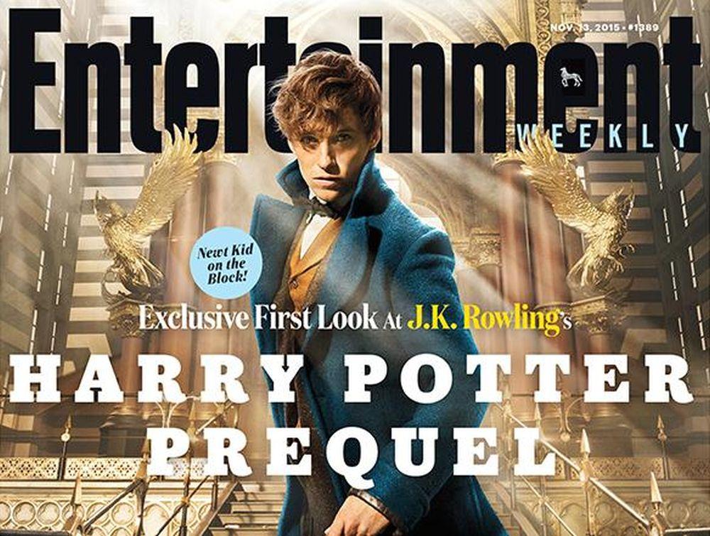 "FOTO: Objavljeni prvi vizuali iz ""Fantastic Beasts and Where to Find Them"""