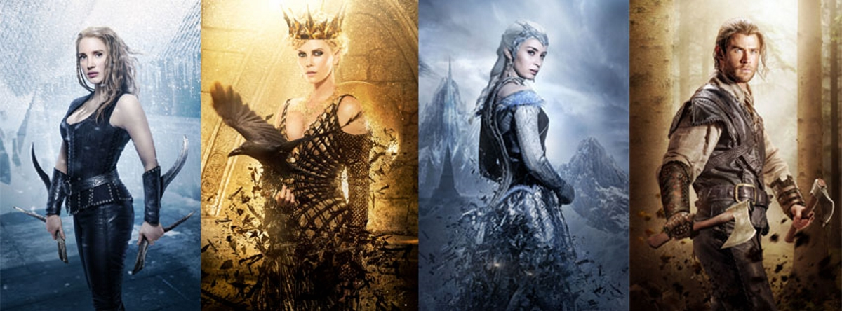 VIDEO: HUNTSMAN WINTER'S WAR Traileri za nastavak 'Snjeguljice' sa Charlize Theron, Emily Blunt i Chrisom Hemsworthom
