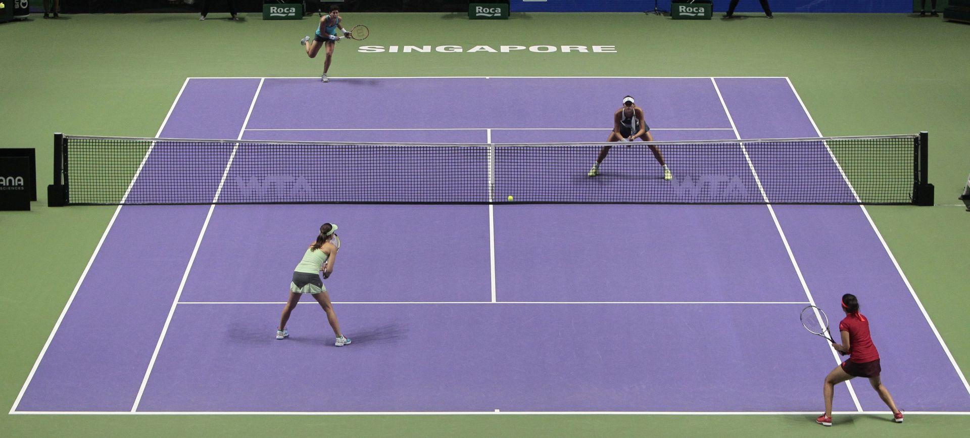 WTA 'MASTERS': Naslov za Hingis i Mirzu