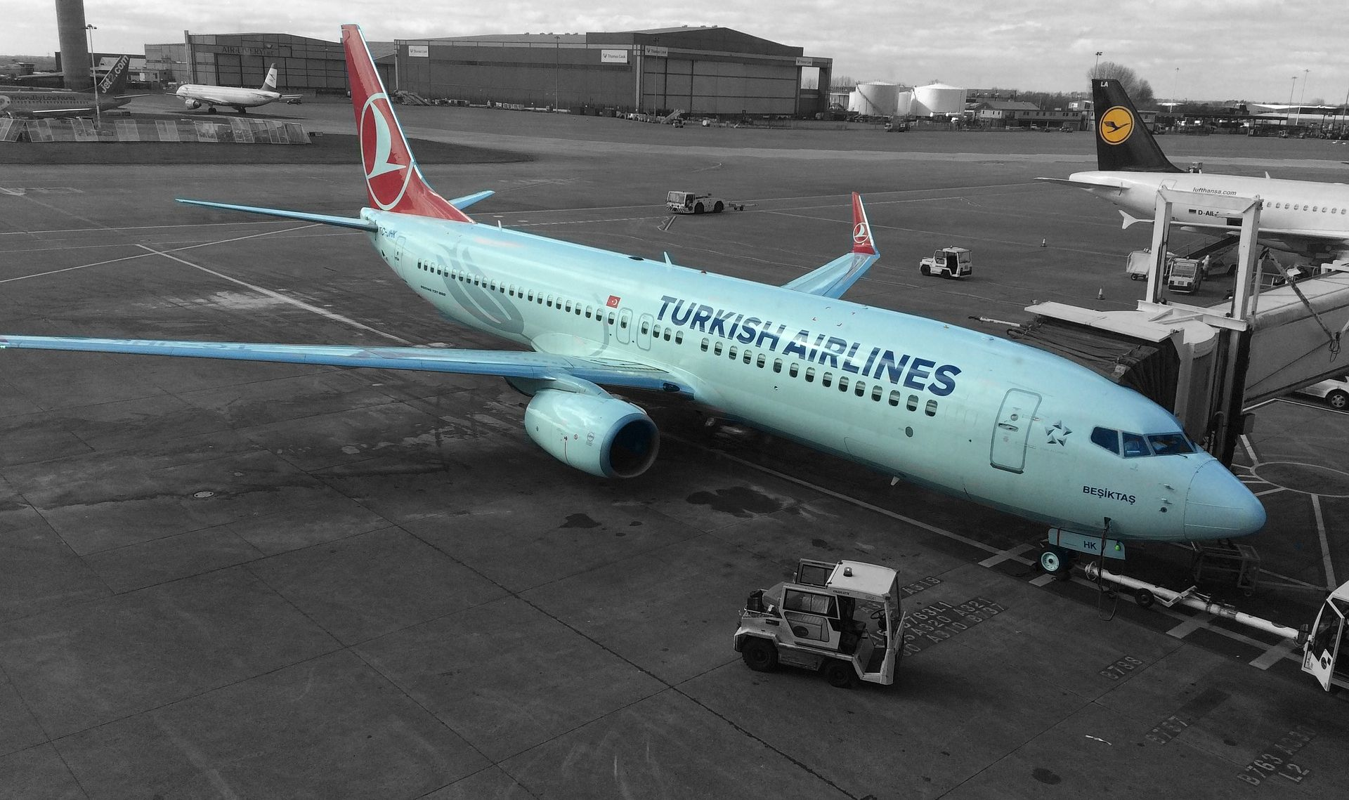 DOJAVA O BOMBI Zrakoplov Turkish Airlinesa preusmjeren na Halifax, 256 ljudi na letu evakuirano
