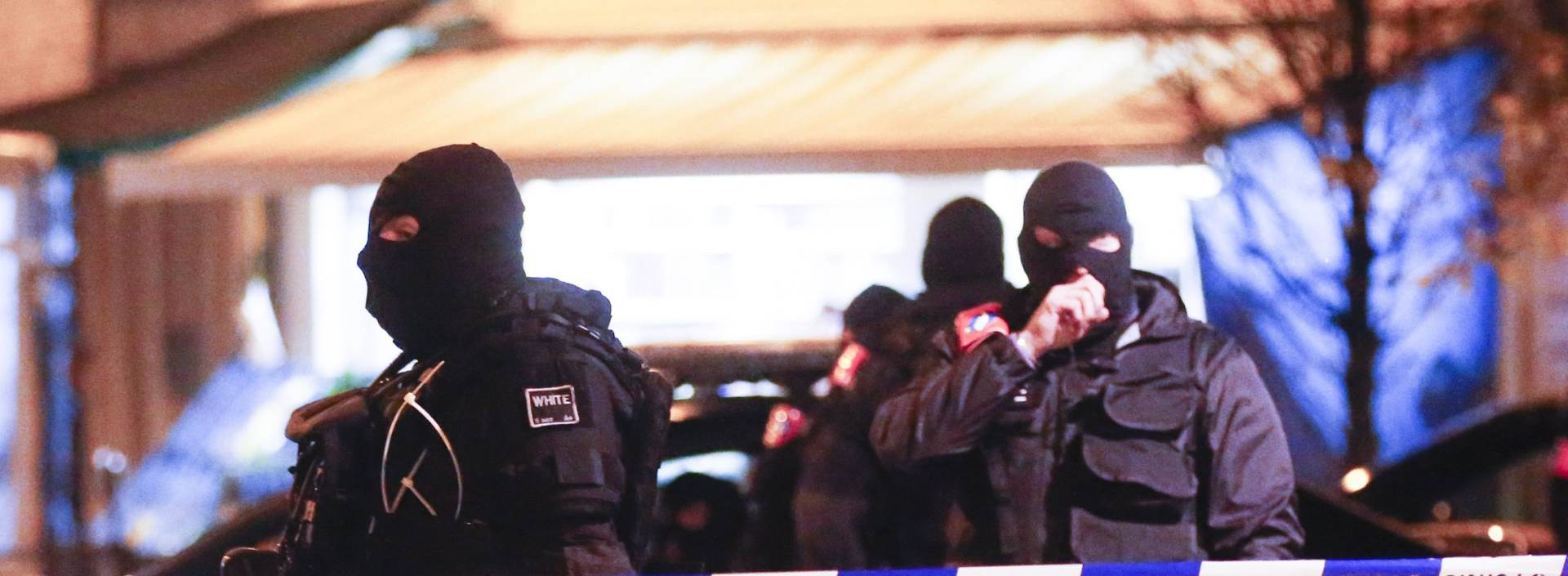 PROVEDENE RACIJE: Petorica uhićenih u Bruxellesu zbog pariških napada