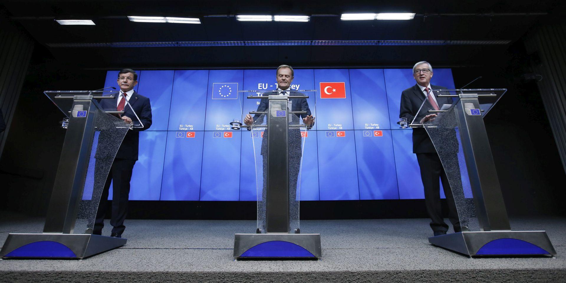 EU I TURSKA: Dogovor o zaustavljanju priljeva migranata u zamjenu za financijsku pomoć