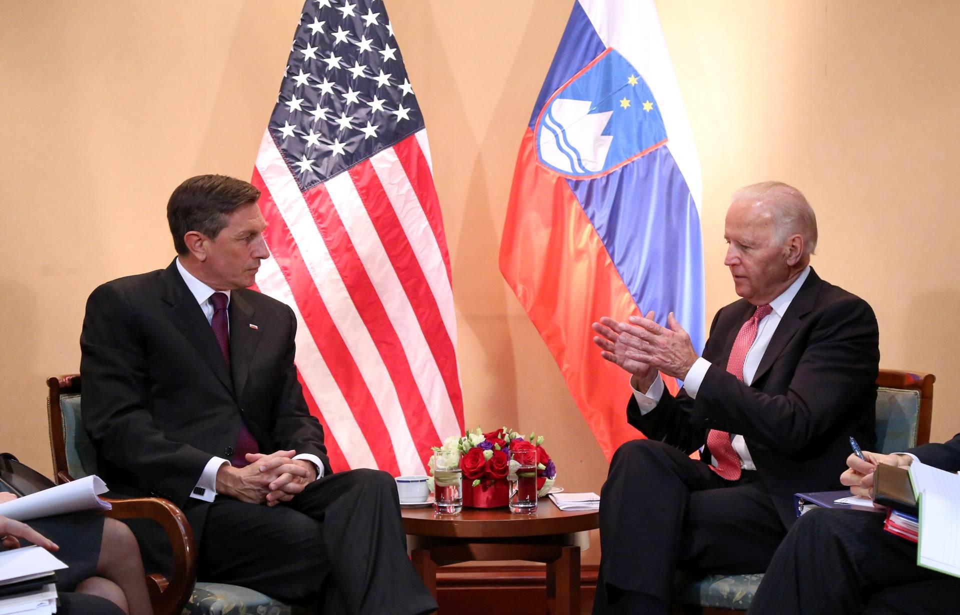 SUMMIT JI EUROPE: Biden s Tuskom i Pahorom