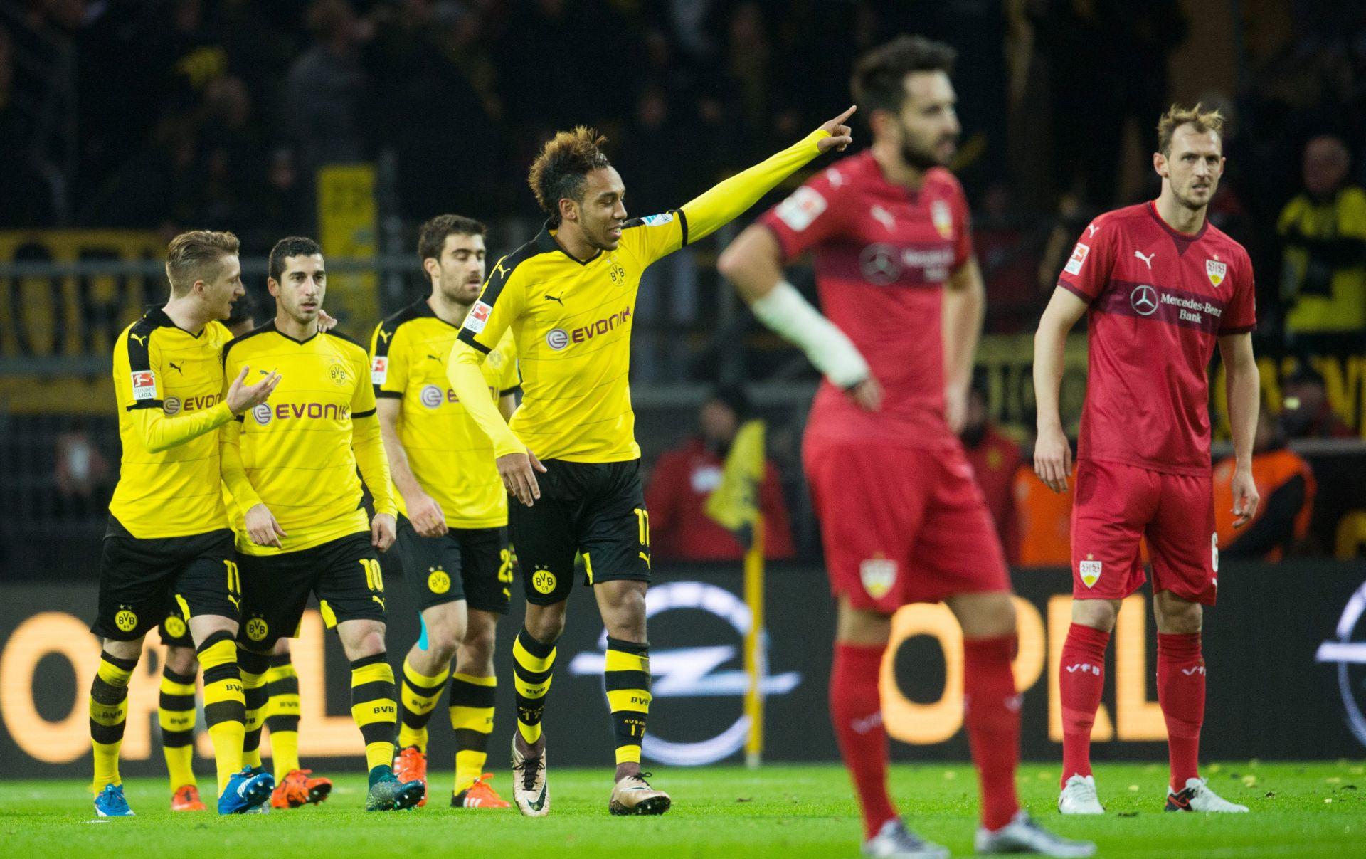 DORTMUND: Borussija uvjerljiva, remi Bayera i Schalkea