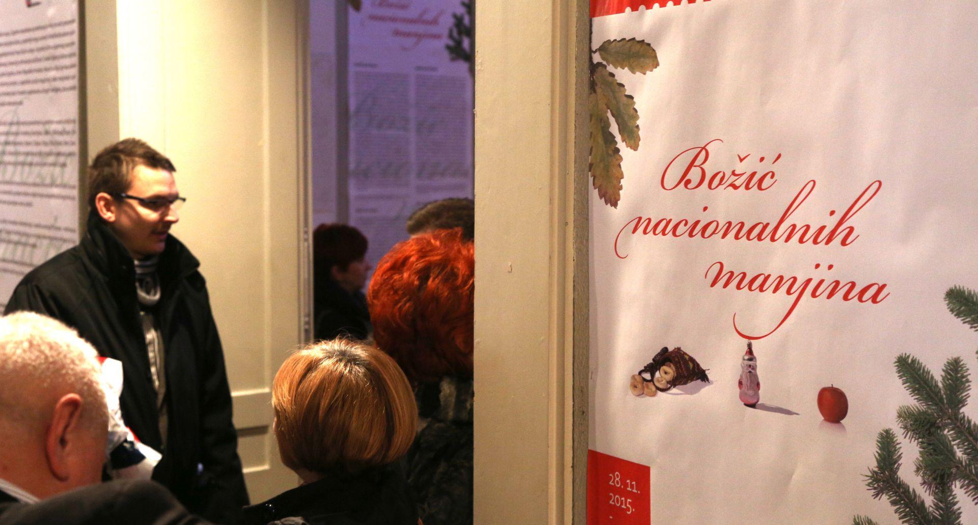 PREDSTAVLJANJE BOŽIĆNIH OBIČAJA: U Etnografskom muzeju izložba 'Božić nacionalnih manjina'