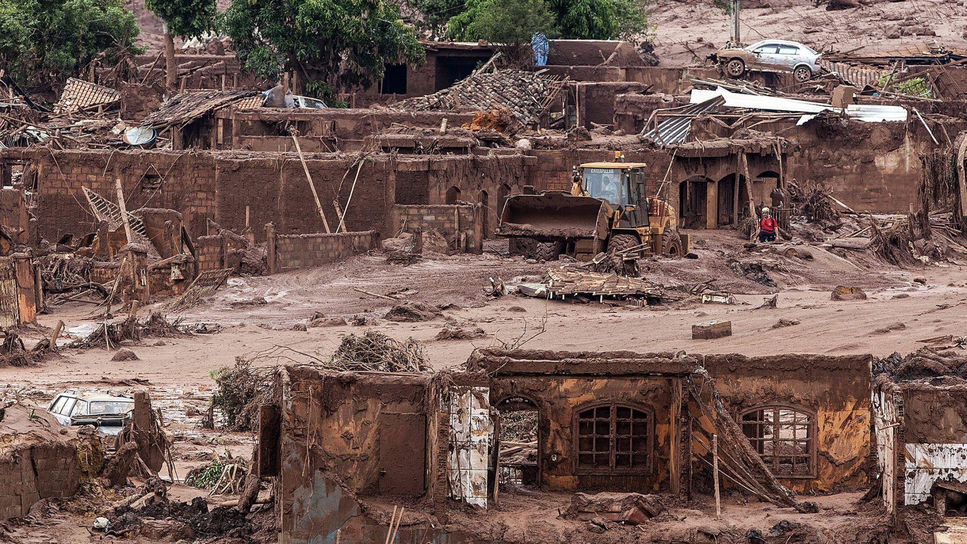 AKCIJA SPAŠAVANJA U BRAZILU: Urušavanjem brane u rudniku poginulo 17 osoba, još traje potraga za nestalima