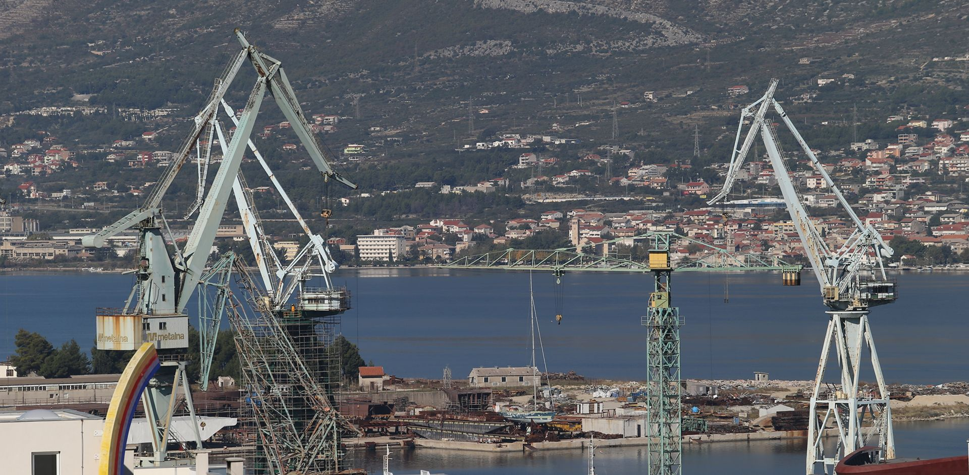 ANGAŽIRAJU NOVE: U Brodosplitu 200 radnika prestaje raditi