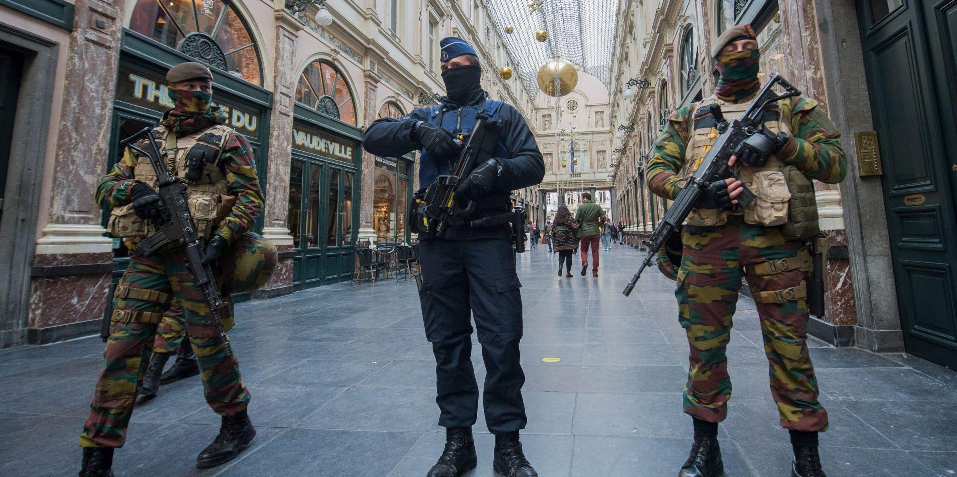 UZBUNA NA NAJVIŠOJ RAZINI Bruxelles: U ponedjeljak zatvorene sve škole