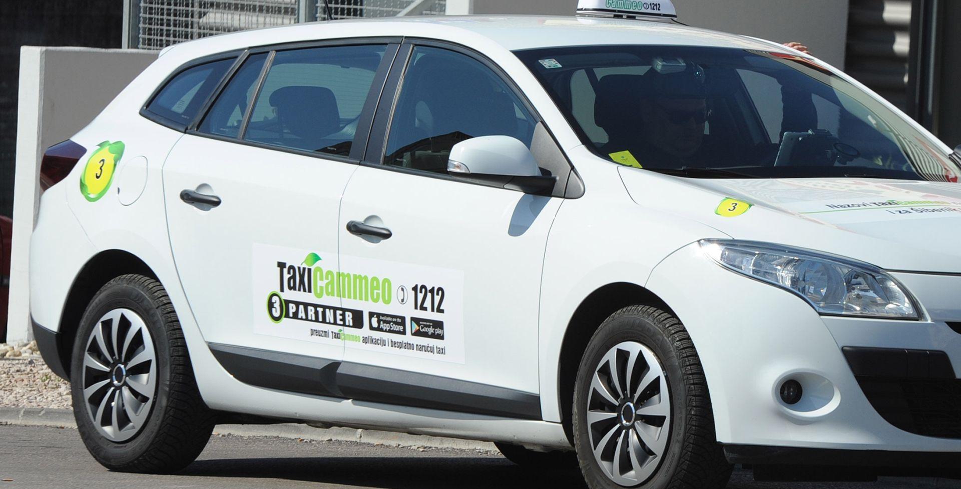 REAGIRANJE CAMMEO GRUPE na najavljene promjene u odluci o auto-taksi prijevozu u Zagrebu