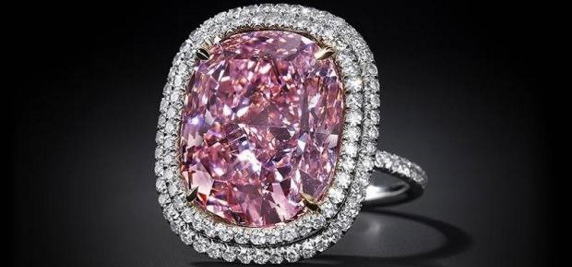 VIDEO: Rijetki ružićasti dijamant prodan za 28.5 milijuna dolara