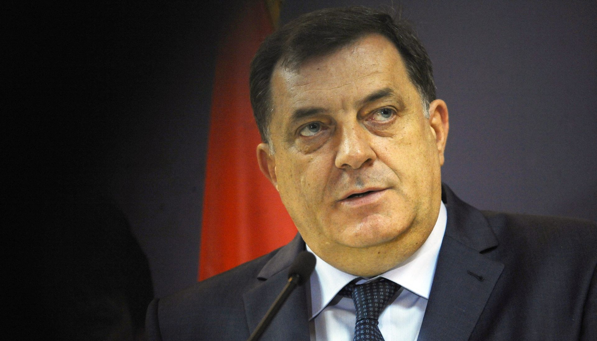 KABINET POTVRDIO Milorad Dodik nije dobio vizu za SAD