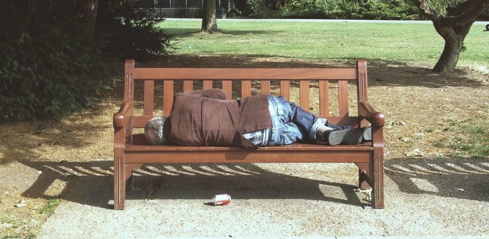 ČETVRTINA BESKUĆNIKA DJECA Više od 500.000 beskućnika u Sjedinjenim Državama