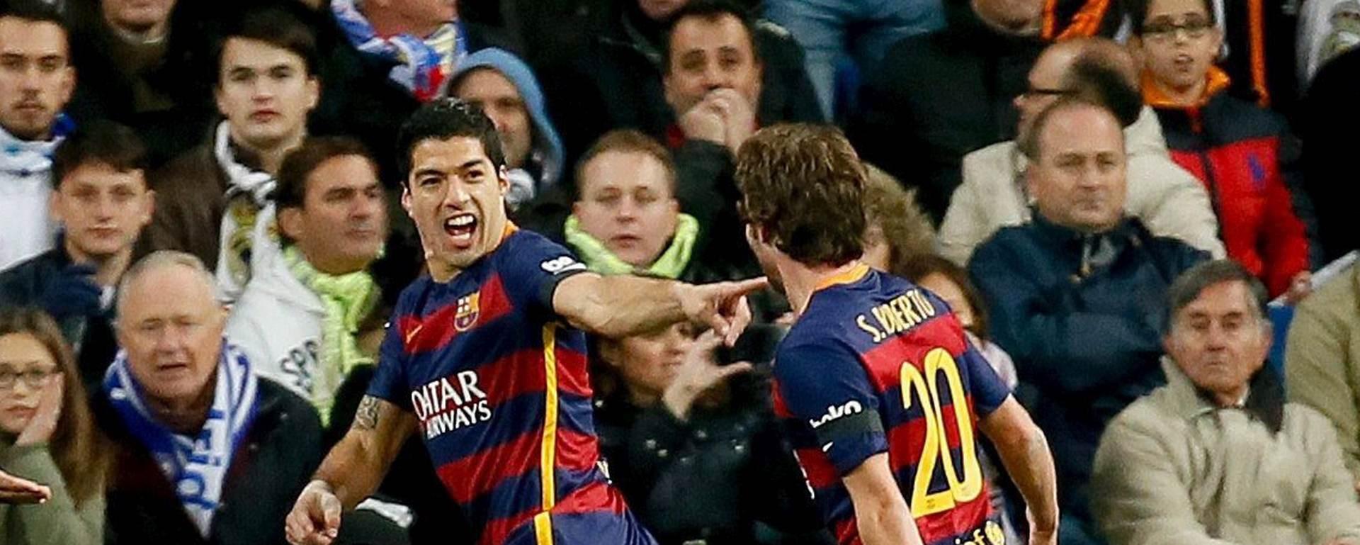 """ZUBIZARRETTA """"Suarez nije bio Barcelonin prvi izbor, i on to zna"""""""