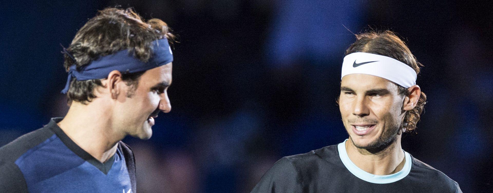 TENISKI KLASIK: Federer u Baselu bolji od Nadala