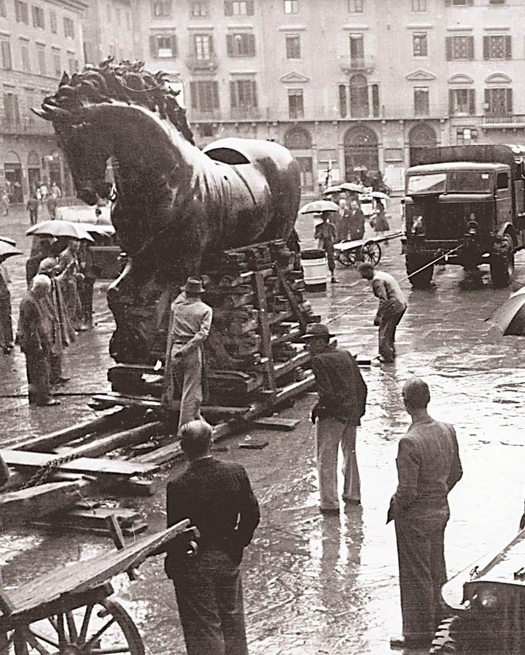 FELJTON: Lov na firentinsko blago koje su oteli nacisti