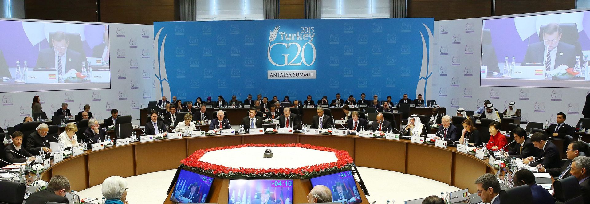 "ANKARA: G20 osudio ""gnusan"" zločin u Parizu"